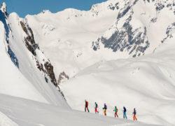 BALADE EN RAQUETTES Val d'isère