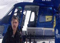 HELICOPTERE VAL D'ISERE