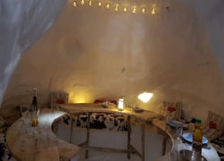 INTERIEUR IGLOO