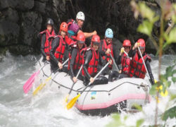 RAFTING VAL D'ISERE